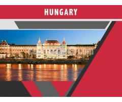 Hungary - তে অধ্যয়ন!!
