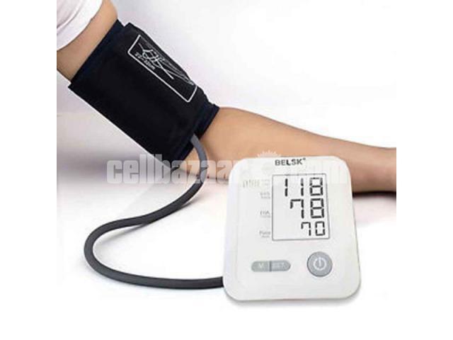 BELSK Digital Blood Pressure Monitor - 1/2