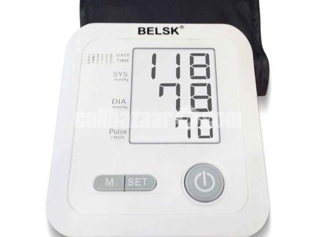 BELSK Digital Blood Pressure Monitor - 2/2