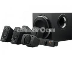 Logitech Z906 Wireless 5:1 Multimedia Home Audio Speaker