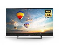 SONY BRAVIA 75X9000E 4K HDR ANDROID TV