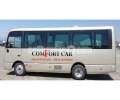 Rent a car in Dhaka | Comfort Car