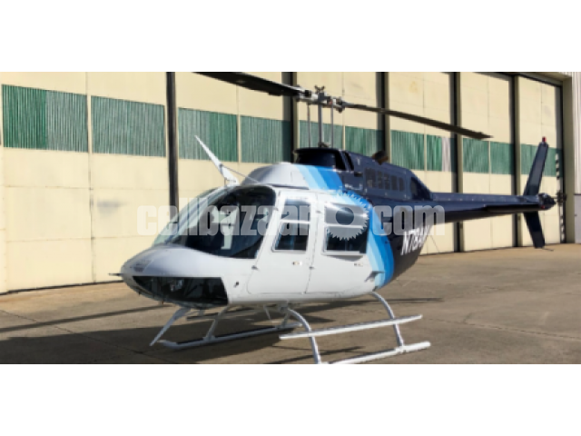 Lowest Time Bell 206B3 On The Market - 1/5