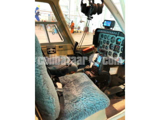 Lowest Time Bell 206B3 On The Market - 3/5