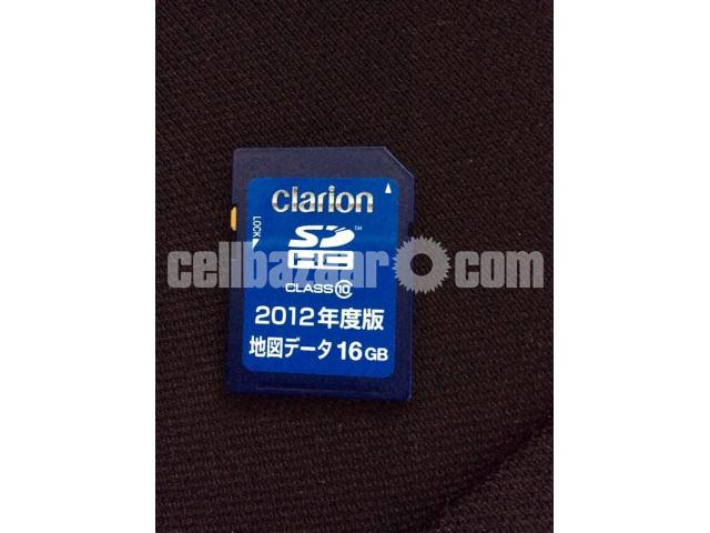 Nissan Xtrail Missing SD Card Original - 5/5