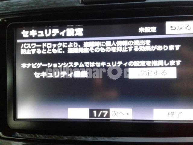 Toyota NSZT W62 - 5/5