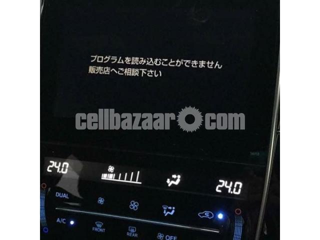 Toyota harrier /lexus SD card - 1/4