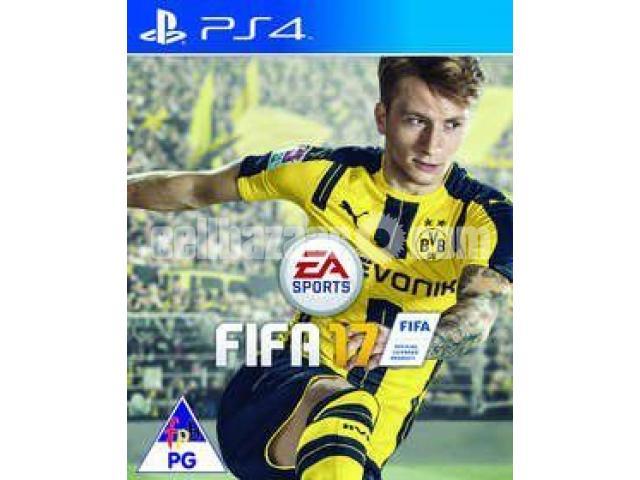 Fifa 17 PS4 - 1/2
