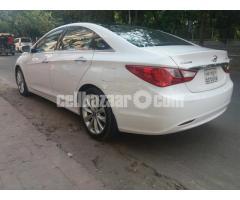 Hyundai Sonata Sunroof 2012 - Image 3/5