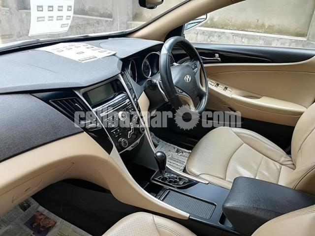 Hyundai Sonata Sunroof 2012 - 4/5