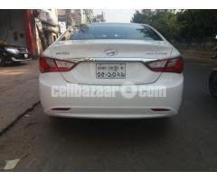 Hyundai Sonata Sunroof 2012 - Image 5/5