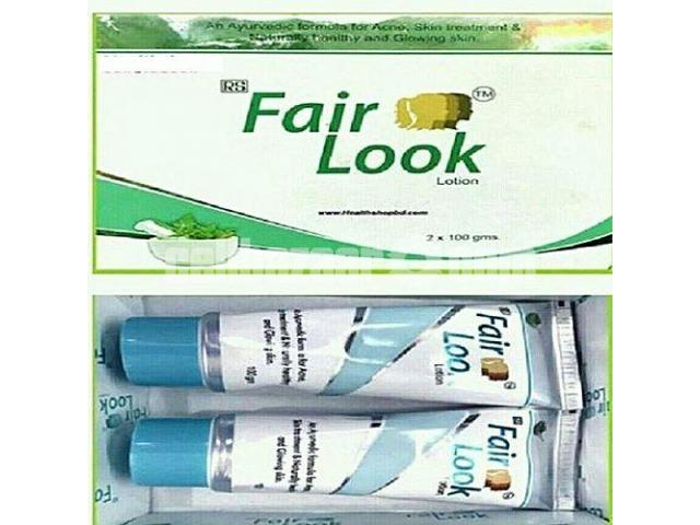 Fair Look Lotion - 1/2