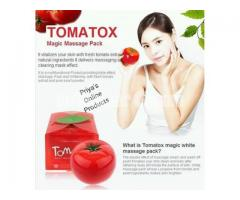 Tony Moly Tomatox Magic White Massage Pack (80g) - Image 2/5