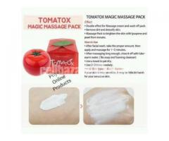 Tony Moly Tomatox Magic White Massage Pack (80g) - Image 3/5