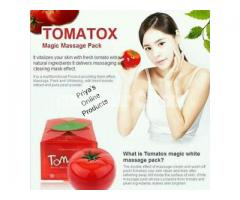 Tony Moly Tomatox Magic White Massage Pack (80g) - Image 5/5