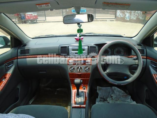 Toyota X-Corolla - 5/5