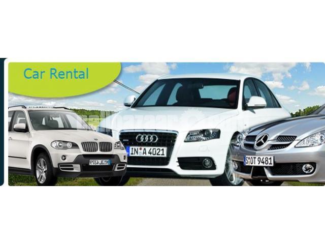 Rent a car in Dhaka | Comfort Car BD - 1/2