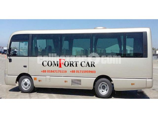 Rent a car in Dhaka | Comfort Car BD - 2/2
