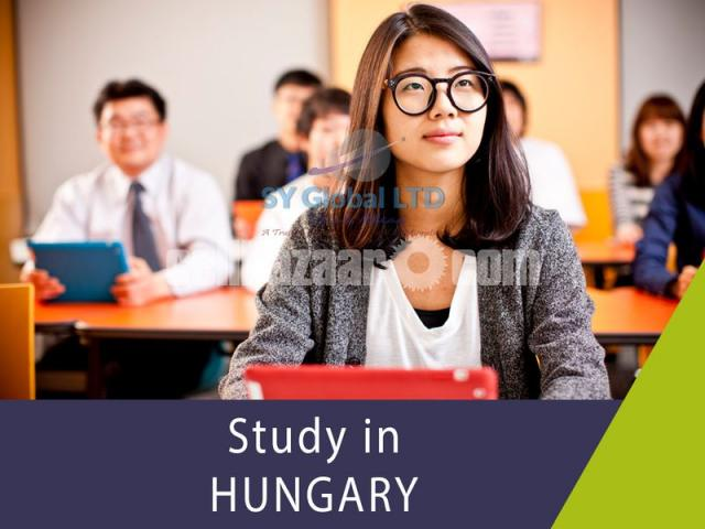 Study in HUNGARY - 1/1