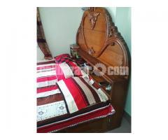 Box bed(7/6'') 1no shegun wood - Image 4/5