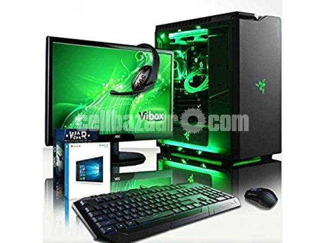 i3 7th gen 4GB RAM 320GB HDD 17'' led - 3/3