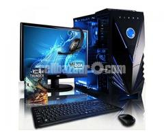 "GAMING Core i3 7th gen 4GB 500GB 17""LED - Image 1/3"