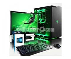 "GAMING Core i3 7th gen 4GB 500GB 17""LED - Image 3/3"