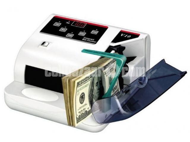 Money Counting Machine V10 - 3/5