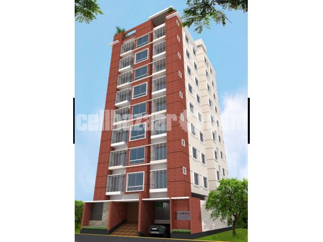 1350sft flat @mirpur - 1/1