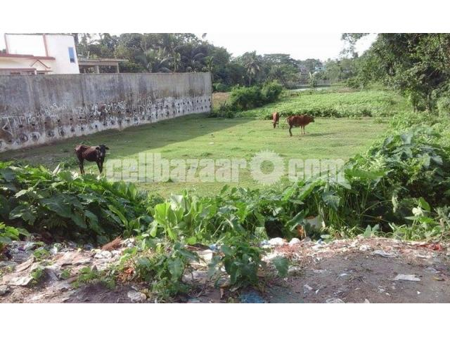 Land in Residential area in Sarail-B.Baria - 2/5
