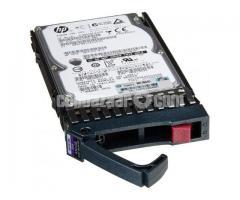 "Hp server hard disk 2.5""6G 10k"