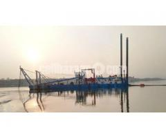 Brand New 20 Inch cutter suction dredger with standard accessories - Image 1/5