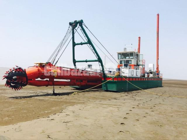 Brand New 20 Inch cutter suction dredger with standard accessories - 4/5