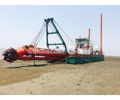 Brand New 20 Inch cutter suction dredger with standard accessories - Image 4/5