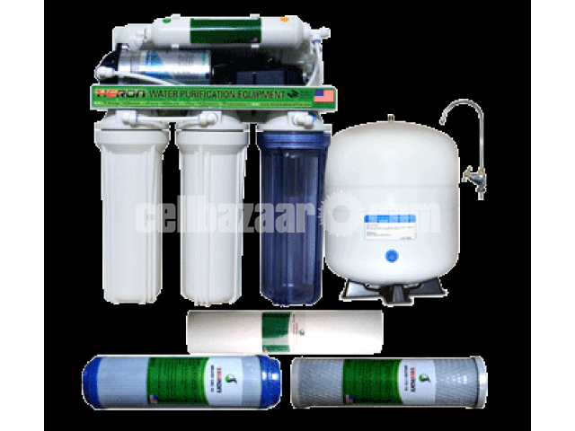 HERON Taiwan 060 RO Water Filter Model: GRO-060 - 1/3