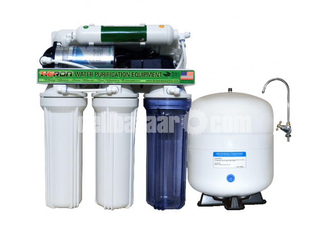 HERON Taiwan 060 RO Water Filter Model: GRO-060 - 2/3