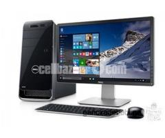 "New 500GB 4GB Duel Core CPU with 19"" Dell LED Monitor +1 year Replacemant Garanty"