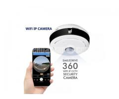 Wifi IP Camera Fish-eye