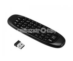Air Mouse C120 Keyboard and Remote
