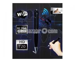 Wifi IP Spy Camera Pen