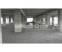 3.84 bigha with 10 storied factory shed for sale