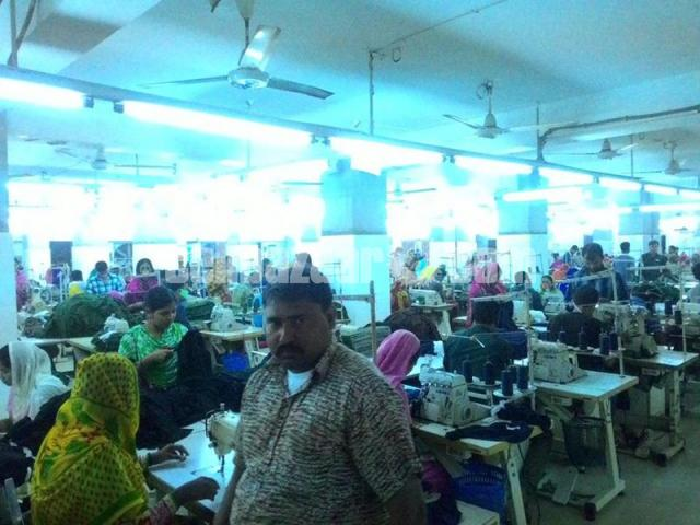 4.29 bigha factory with 11 bigha land composite garment factory at savar - 5/5