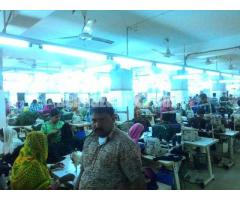 4.29 bigha factory with 11 bigha land composite garment factory at savar - Image 5/5