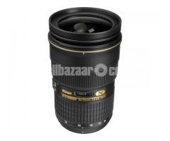 NIkon AF-S 24-70mm f/2.8 Lens
