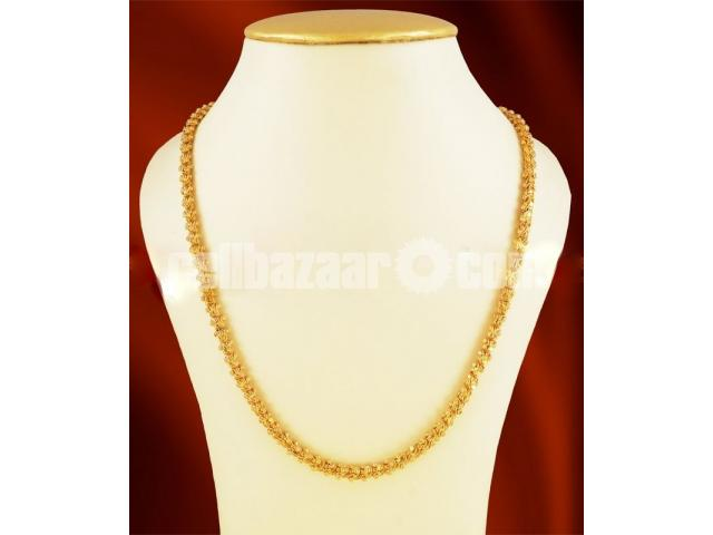 indian gold plated jewellery - 1/1