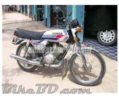 Honda CDI H100s