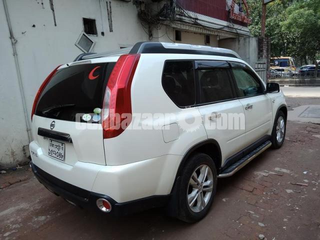 Nissan X -Trail Sunroof 2011 - 3/5