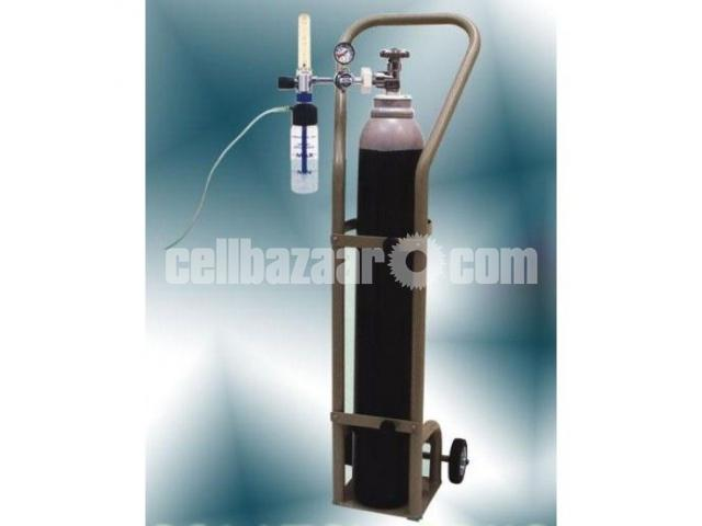 Medical oxygen cylinder sell Service - 1/1