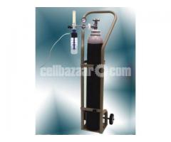 Medical oxygen cylinder sell Service