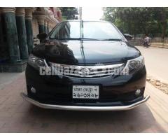 Toyota Allion - A15 2014